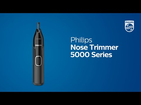 How to use Philips Nose Trimmer NT5000