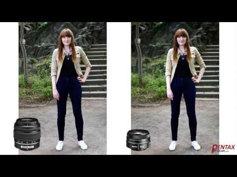 18-55mm Kit Lens vs. a Fast 50mm for Portrait Photos