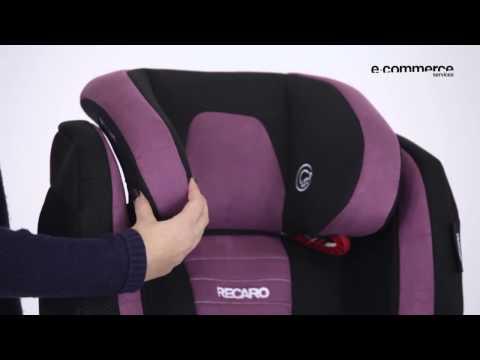 Fotelik samochodowy Recaro Monza Nova 2, 15-36 kg