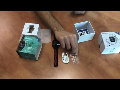UNBOXING - Smartwatch dla dziecka CALMEAN Nemo 2