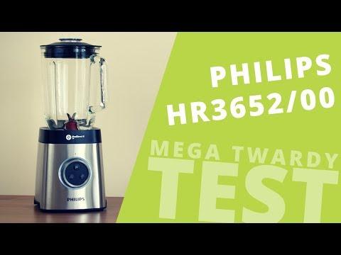 Philips HR3652/00: Test i Recenzja (2018)