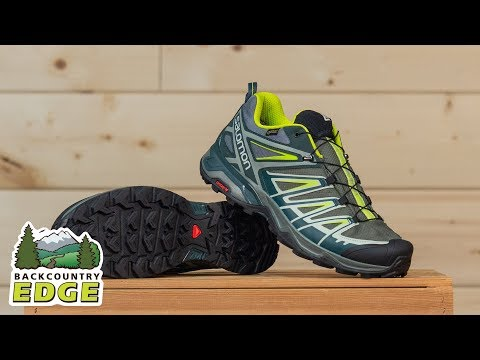 Salomon Men's X Ultra 3 GTX Trail Shoe