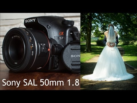 Sony DT 50 mm F1,8 Photo and Video Sample