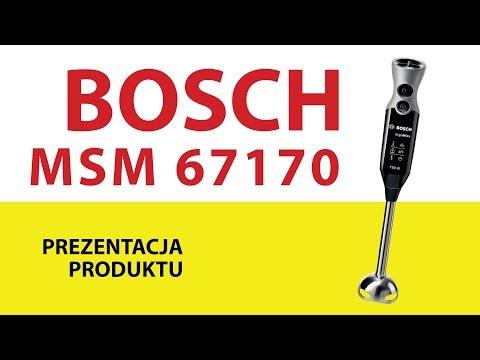 Blender BOSCH MSM 67170