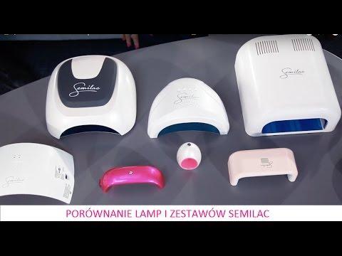 Porównanie lamp i zestawów do paznokci Semilac || Q&A #3 || Semilac TV (ENG)