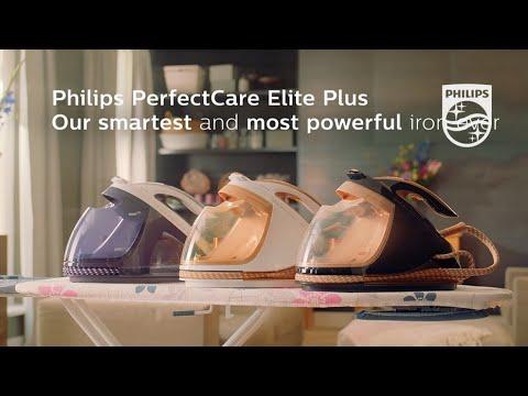 PerfectCare Elite Plus Steam Generator Iron | Philips | GC9600 series
