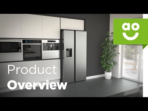 Samsung American Fridge Freezer RS68N8240S9 Product Overview | ao.com