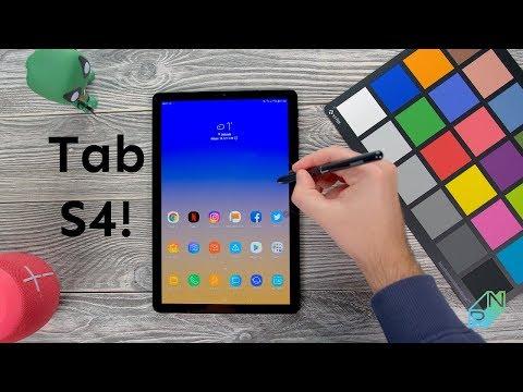 Samsung Galaxy Tab S4 - Recenzja - najlepszy tablet na Androidzie? | Robert Nawrowski