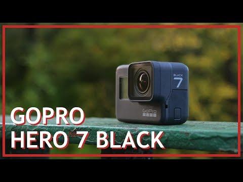 GoPro Hero 7 Black recenzja - stabilizacja na poziomie