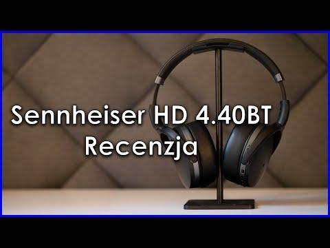 NAJLEPSZE Słuchawki Bluetooth do 400zł - Sennheiser HD 4.40BT | Test i Recenzja [PL]