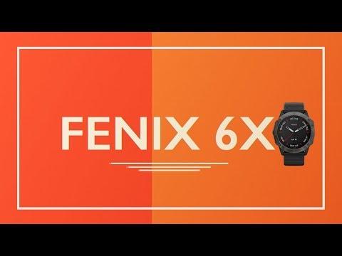 Garmin Fenix 6x Sapphire - pierwsze wrażenie