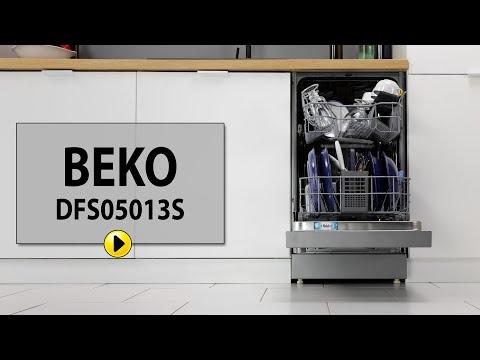 Zmywarka BEKO DFS05013S
