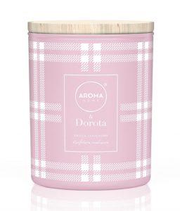 Świeca zapachowa Aroma Home Dorota Konfitura Malinowa