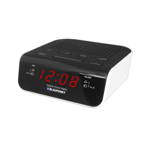 Radiobudzik Blaupunkt CR5WH - najczęściej kupowany model na rynku