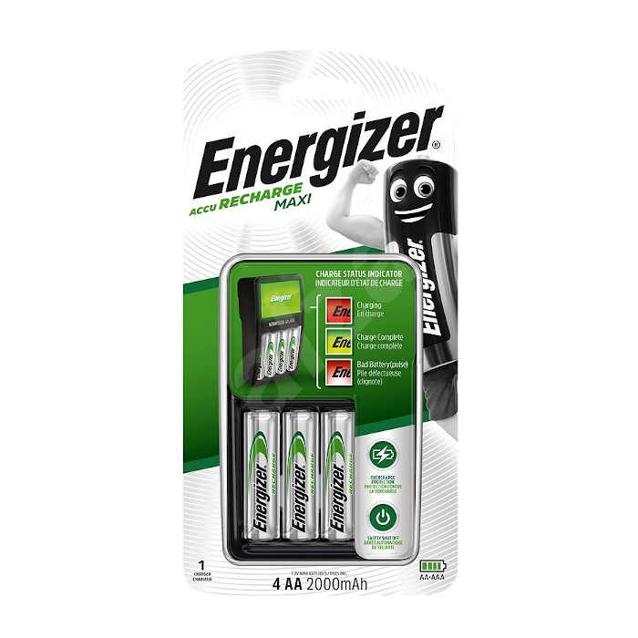 Ładowarka Energizer Maxi