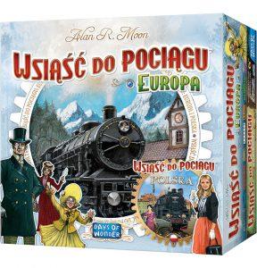 Gra-Planszowa-Wsiąść-Do-Pociągu