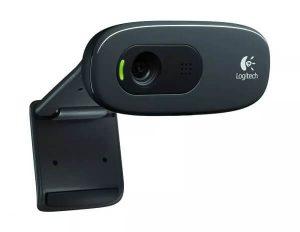 Logitech-C270-HD