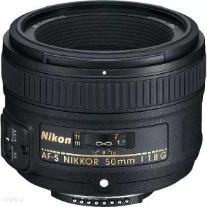 Nikon-Nikkor- AF-S-50MM- F-1.8