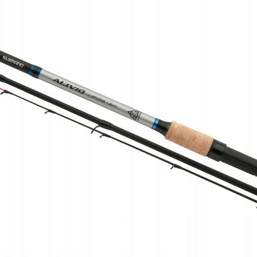 Wędka karpiowa Shimano Alivio CX Feeder