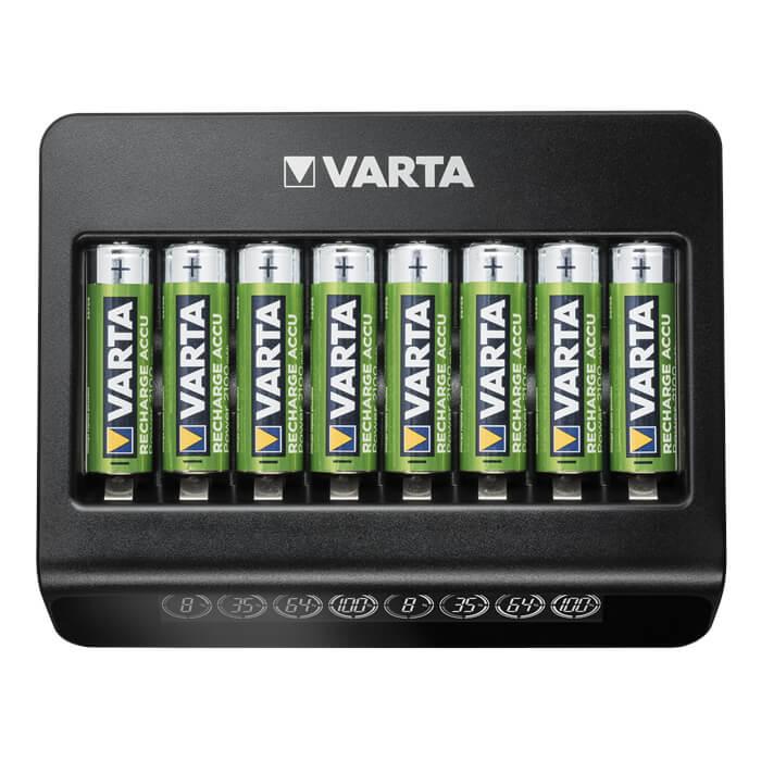Varta Multi Charger LCD 57681