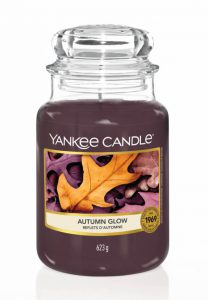 Świeca zapachowa Yankee Candle Autumn Glow