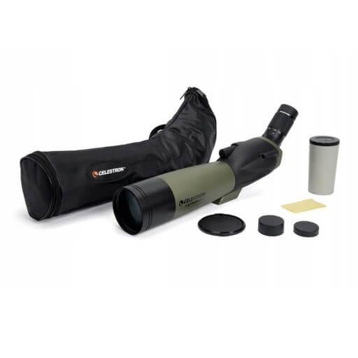 Celestron Ultima 80mm to luneta z największą średnicą obiektywu w naszym zestawieniu