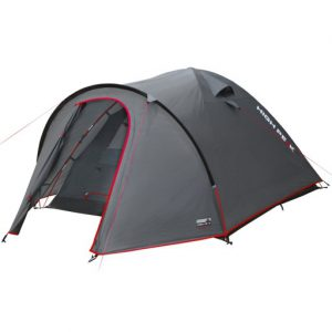 Namiot High Peak Minipack 2 z dużym przedsionkiem