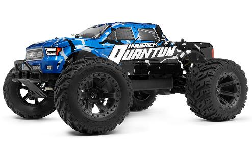Monster truck zdalnie sterowany