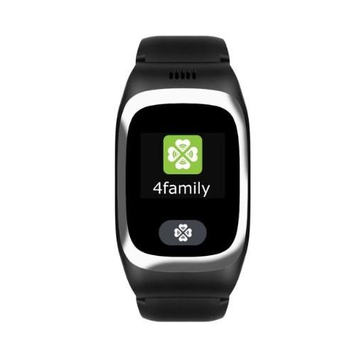 Opaska myBand 4Family to dobra alternatywa do monitorowania stanu starszej osoby