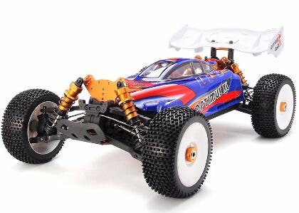 Samochód zdalnie sterowany Buggy